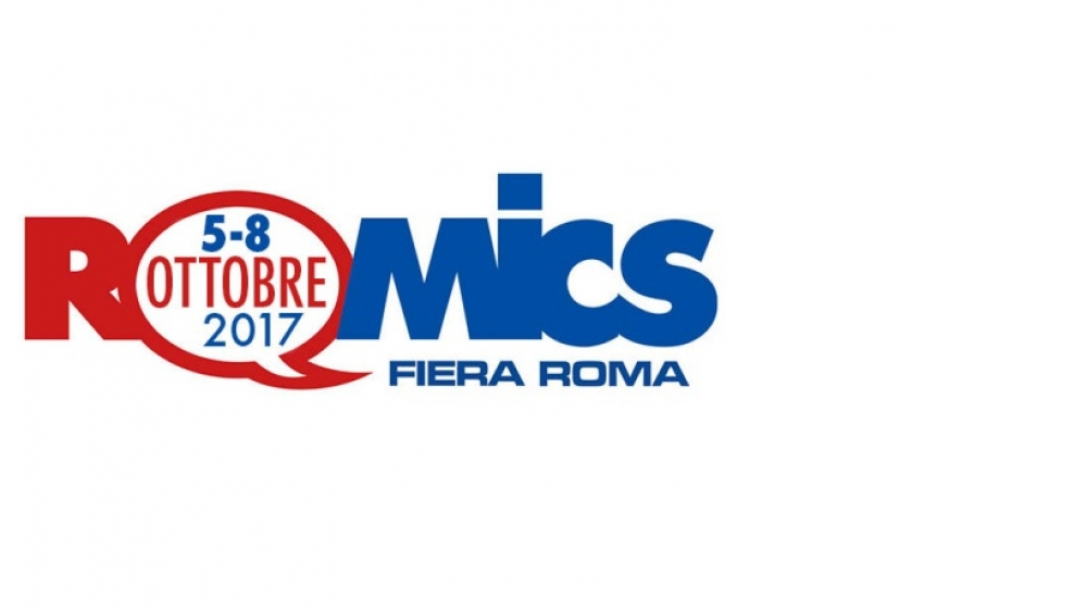 ROMICS 2017: FIERA DEL FUMETTO